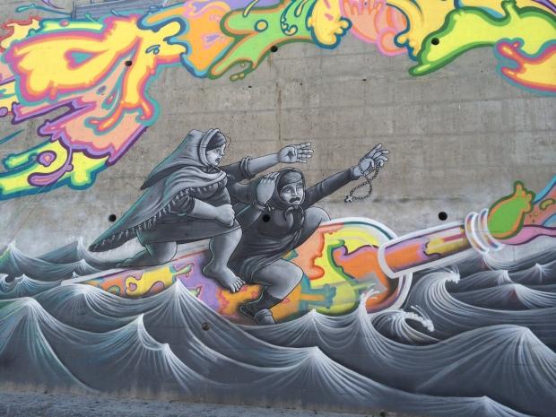 Mural Rua da Lionesa